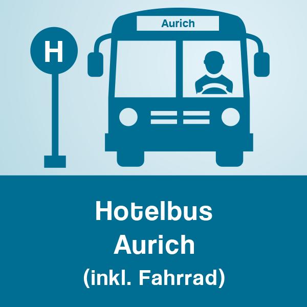 Hotelbus Aurich