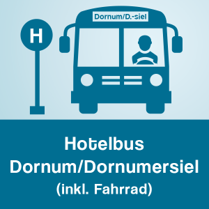 Hotelbus Dornum/Dornumersiel