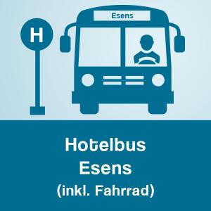 Hotelbus Esens