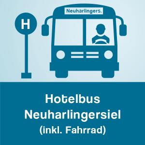 Hotelbus Neuharlingersiel