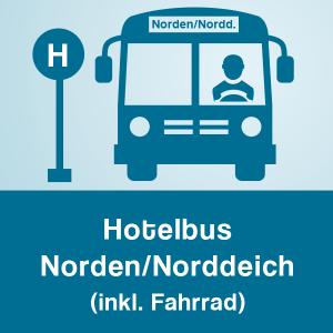 Hotelbus Norden/Norddeich
