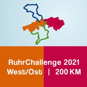 Produktbild RuhrChallenge West/Ost 2021